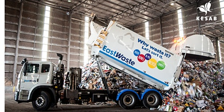 Virtual waste and recycling facilities tour (Circular Ecomony)- East Waste tickets