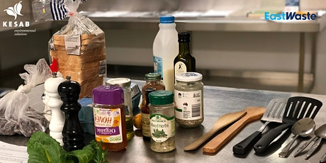 Cooking with food scraps tutorial - East Waste residents tickets
