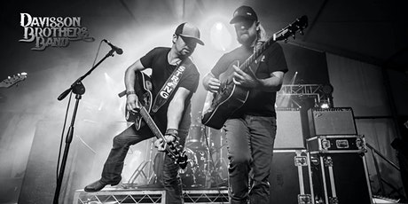 Davisson Brothers Band at  Sunset Drive In tickets
