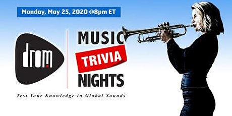 (Online) DROM MUSIC TRIVIA: What do you know about Hot Jazz? Bria Skonberg tickets