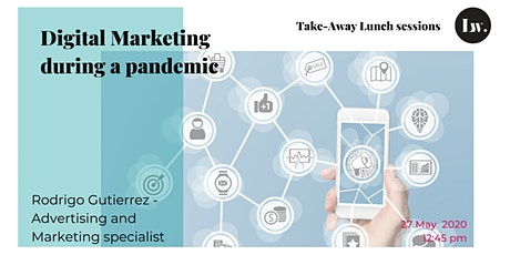 Digital Marketing during a pandemic tickets