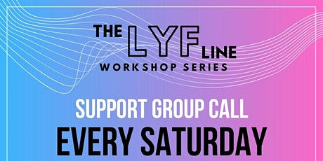 LYF Line Workshop Series - Support Call tickets