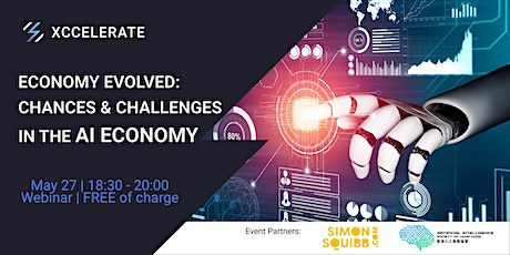 Economy Evolved: Chances & Challenges in the AI Economy tickets