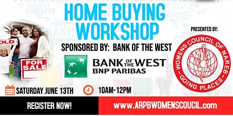 Virtual Homebuyer Workshop tickets