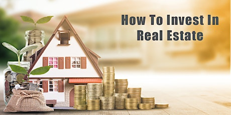 Building Wealth Through Real Estate Investing (ONLINE WEBINAR) tickets