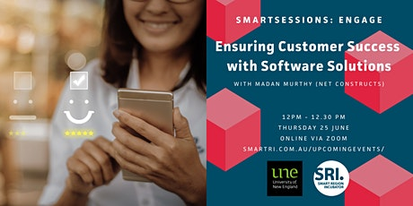 SMARTSessions: Ensuring Customer Success with Software Solutions tickets