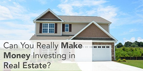 Building Wealth Through Real Estate Investing (ONLINE WEBINAR, Chicago)  tickets