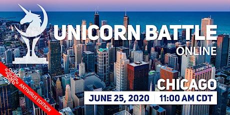 Online Unicorn Battle in Chicago biglietti