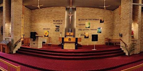 Saturday Vigil Mass 5pm tickets