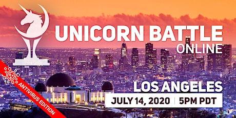 Online Unicorn Battle in Los Angeles biglietti
