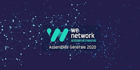 Assemblée Générale de We Network billets