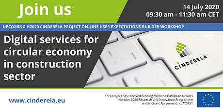 Digital services for circular economy in construction sector tickets
