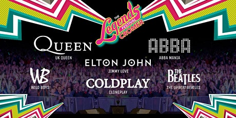The Legends Festival  - Cromer Hall, Cromer tickets