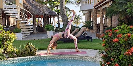 Lucky Yoga Flow mit Mathilda (Live-Stream) Tickets