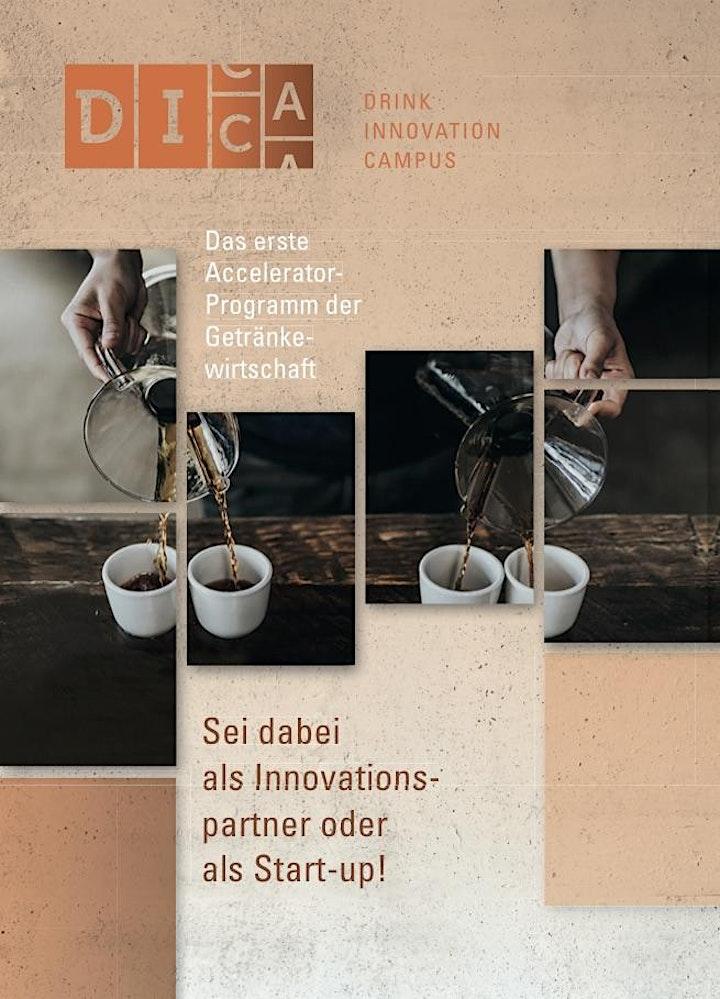 DICA-Talk // Trends der Getränkeindustrie im Jahr 2021 image