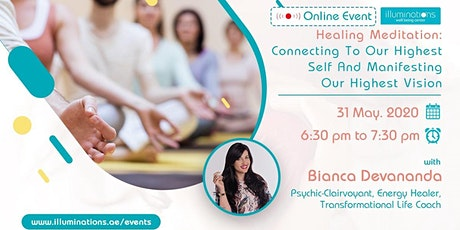 Free Online Meditation! Healing Meditation: Connecting tickets
