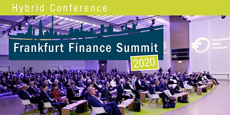 Frankfurt Finance Summit 2020 - Hybrid Conference tickets