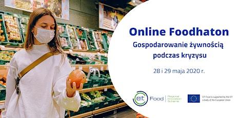 Online Foodhaton: Gospodarowanie żywnością podczas kryzysu tickets