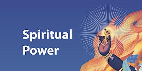 Online Meditation Course: Spiritual Power tickets