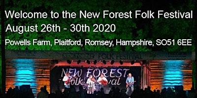 Rescheduled New Forest Folk Festival August 2020