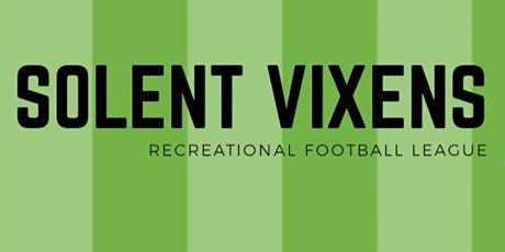 Ladies Recreational Football- Hamble tickets