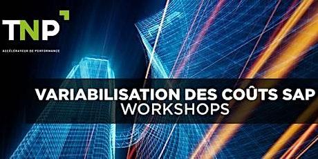 Workshop d'experts by TNP #2 Réduction des coûts d'achat billets
