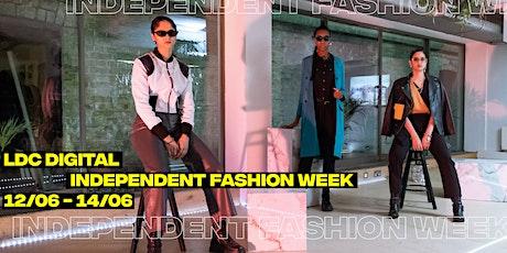 Lone Design Club's Digital Independent Fashion Week tickets