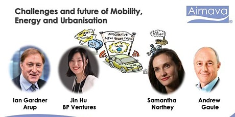 Challenges and the future of Mobility, Energy and Urbanisation tickets