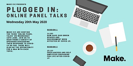 Plugged In: Online Panel Talk #3 tickets