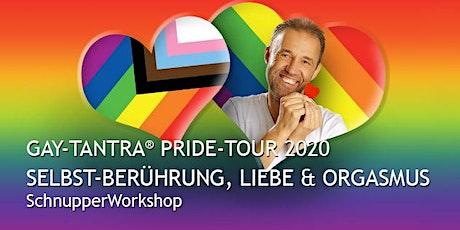 Selbst-Berührung, Liebe & Orgasmus - München Tickets