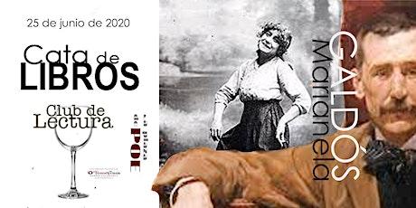 CATA DE LIBROS. Marianela. Benito Pérez Galdós entradas