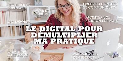 Digilance: le digital au service de ma pratique
