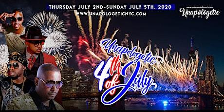 Unapologetic NYC 4TH OF JULY Weekend | AL tickets