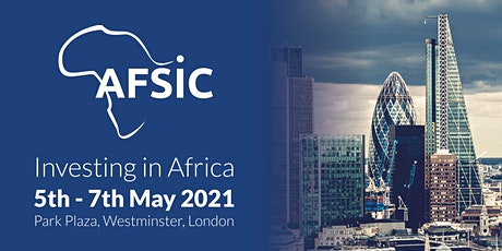 AFSIC 2021 - Investing in Africa tickets