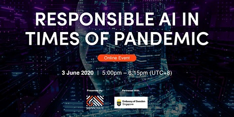 Responsible AI in Times of Pandemic [Online Event] tickets
