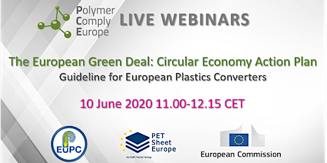 Circular Economy Action Plan: Guideline for European Plastics Converters tickets