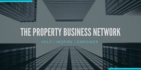 Online Property Business Networking tickets