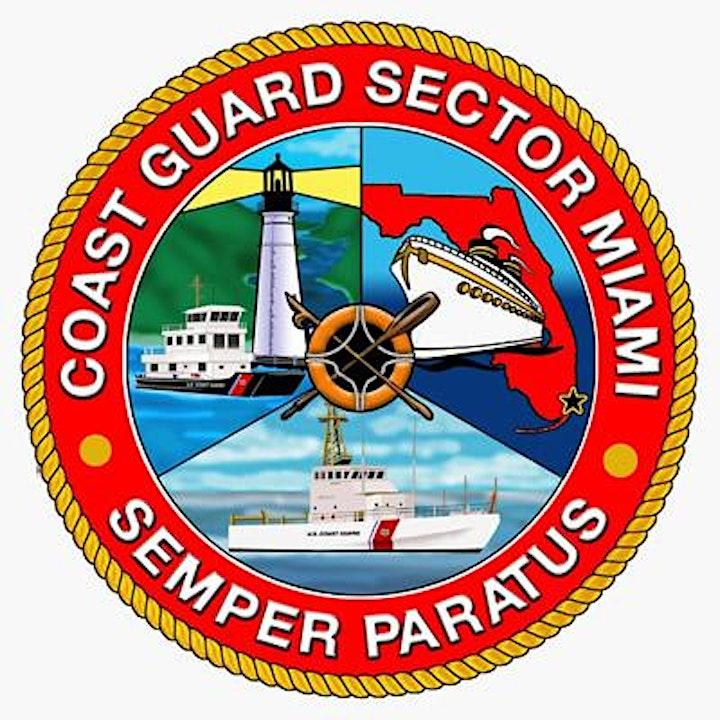 US Coast Guard Sector Miami - Bareboat Charters 101 Q&A Live Session image