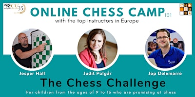 Online Chess Camp: The Chess Challenge
