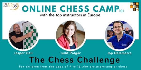 Online Chess Camp: The Chess Challenge tickets