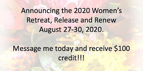 Women's Retreat tickets