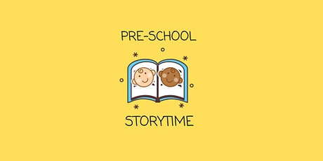 Preschool Storytime: Home Edition! tickets
