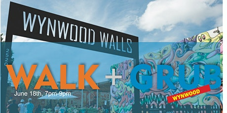 Walk & Grub Wynwood tickets