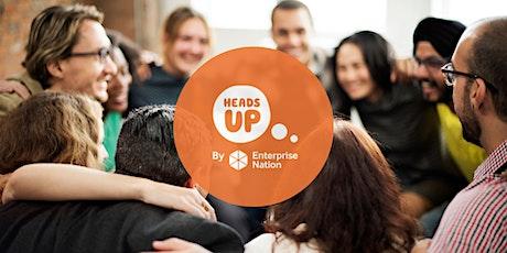 Online small business meet-up: Cambridge tickets