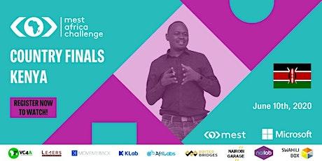MEST AFRICA CHALLENGE 2020: KENYA tickets
