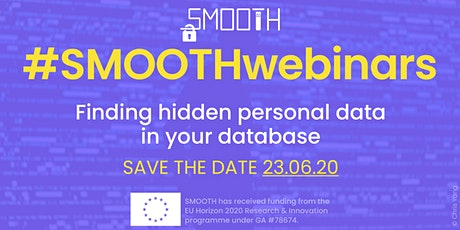 Smooth Webinar 3: Finding hidden personal data in your database tickets