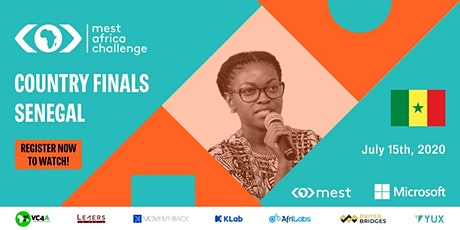 MEST AFRICA CHALLENGE 2020: SENEGAL tickets