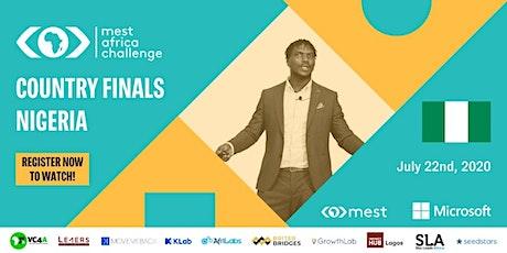 MEST AFRICA CHALLENGE 2020: NIGERIA tickets