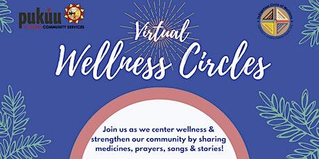 Virtual Wellness Circles tickets