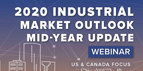 2020 North American Industrial Market Outlook Mid-Year Update tickets